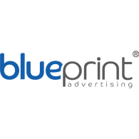 Logo of blueprint advertising