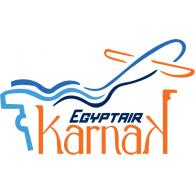 Logo of Egyptair Karnak