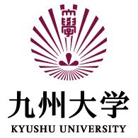 Logo of Kyushu University