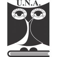 Logo of UNA