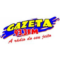Logo of Rádio Gazeta FM