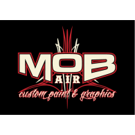 Logo of MOB Air Custom Paint & Graphics