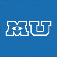Logo of Monsters University