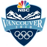 Logo of NBC Vancouver 2010 Olympics