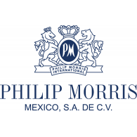 Logo of Philip Morris Mexico