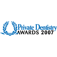 Logo of Private Dentistry Awards 2007