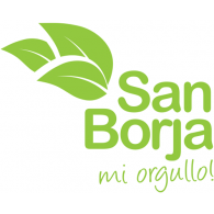 Logo of San Borja