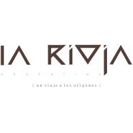 Logo of La Rioja