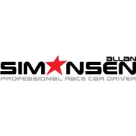 Logo of Allan Simonsen