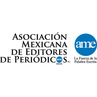Logo of AME Asociación Mexicana de Editores de Periódicos