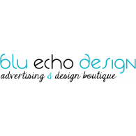 Logo of Blu Echo Design Logo