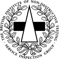 Logo of The British Institute of Non-Destructive Testing