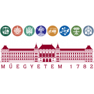 Logo of Budapest University