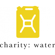 Logo of charity: water