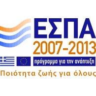 Logo of ESPA 2007-2013