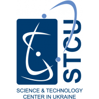 Logo of ​Science and Technology Center in Ukraine