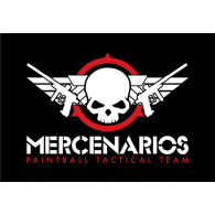 Logo of Mercenarios Paintball Team