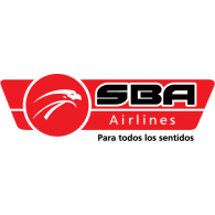 Logo of SBA Airlines