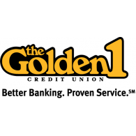 Logo of The Golden 1 Credit Union