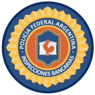 Logo of Policia Federal Bancos