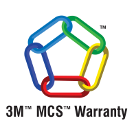 Logo of 3M MCS Warranty