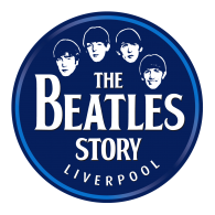 Logo of The Beatles Story