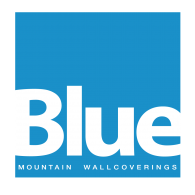 Logo of Blue Mountain Wallcoverings