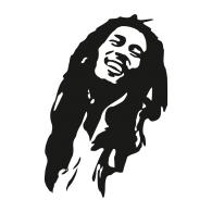Logo of Bob Marley