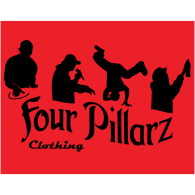 Logo of Four Pillarz Clothing