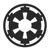 Logo of Galactic empire