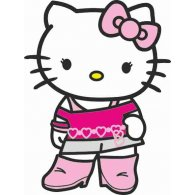 Logo of Hello Kitty