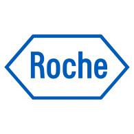 Logo of Roche - F. Hoffmann-La Roche Ltd