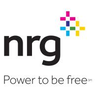 Logo of NRG
