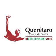 Logo of Queretaro Cerca de Todos - Bicentenario 2010
