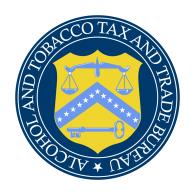 Logo of Tobacco Tax and Trade Bureau