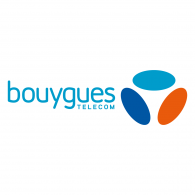 Logo of Bouygues Telecom