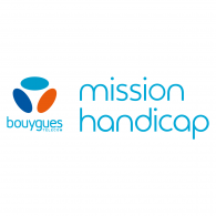 Logo of Bouygues Telecom - Mission Handicap