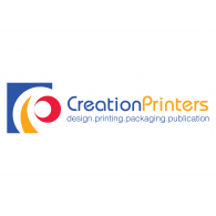 Logo of Creation Printers