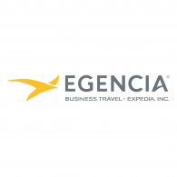 Logo of Egencia Bussines Travel