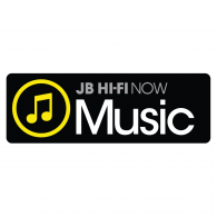 Logo of JB Hi-Fi Now Music