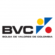 Logo of Bolsa de Valores de Colombia