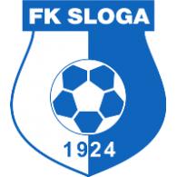 Logo of FK Sloga Conoplja