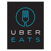 Logo of Uber Eats