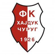 Logo of FK Hajduk Curug