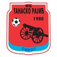 Logo of FK Tanasko Rajic Pirot