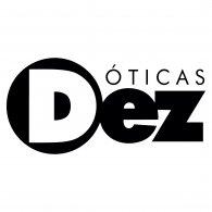 Logo of Oticas Dez