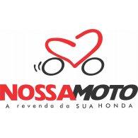 Logo of Nossa Moto