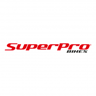 Logo of SuperPro Bikes