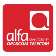 Logo of Alfa Telecom Lebanon