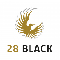 Logo of 28 Black